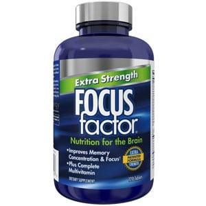Focus Factor 1